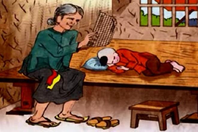 Đọc truyện cho bé ngủ mỗi đêm