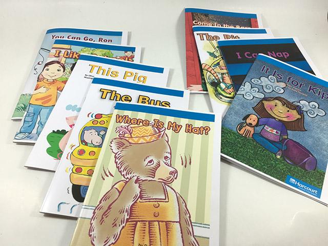Bộ truyện 30 cuốnHarcourt Storytown Kindergarten